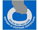 Logo Certificazione ICIM - Sil.Cri. Torino